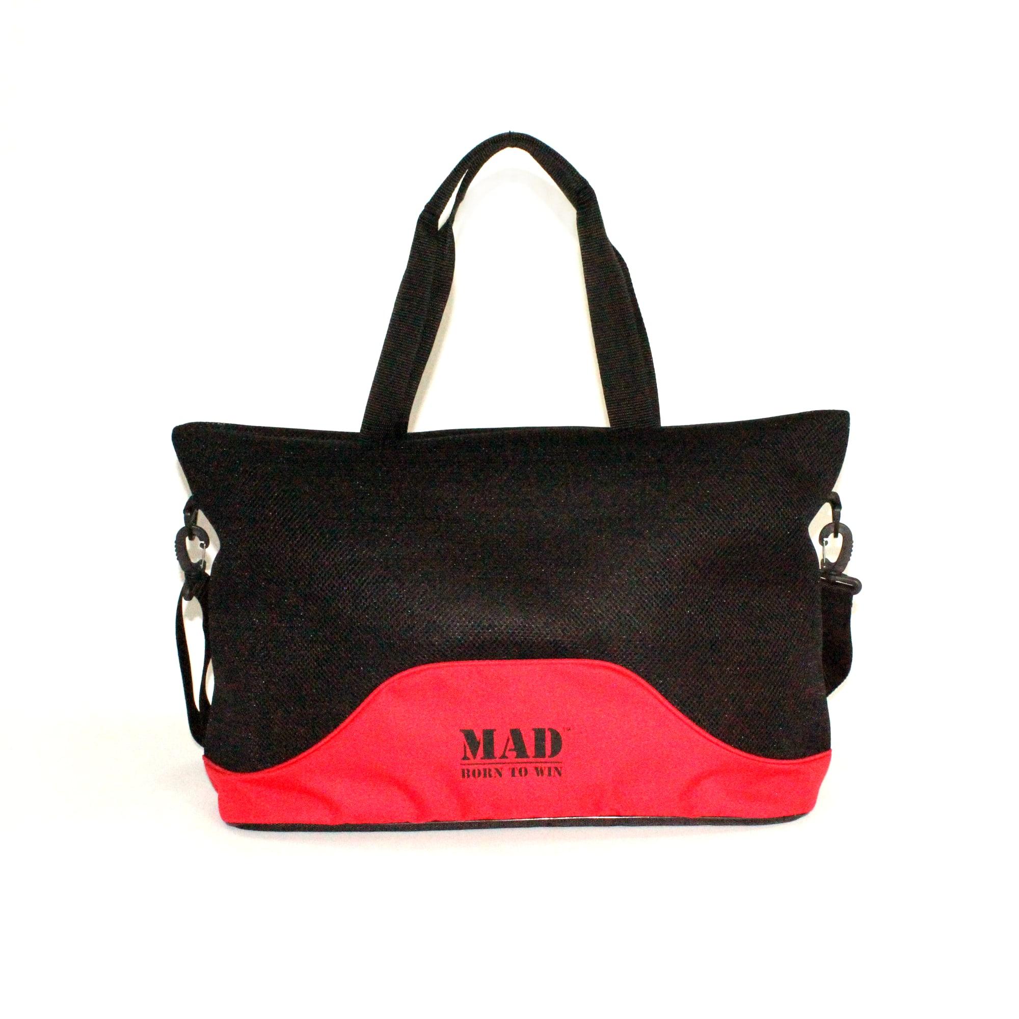 385b62f2 Женская спортивная сумка для фитнеса (фитнес сумка LATTICE) MAD