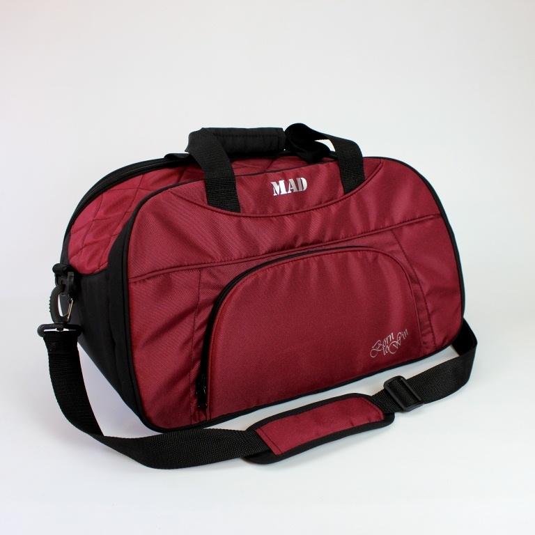be6b9a71 Сумка спортивная BLAZE с карманом для обуви - MAD | born to win™