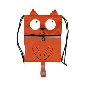 Детский рюкзак мешок Кот Эйнштейна с ошейником. MAD | born to win, детский рюкзак мешок Кот Эйнштейна с ошейником, детский рюкзак мешок на затяжках, рюкзак мешок на затяжках, детский рюкзак мешок, рюкзак мешок детский,