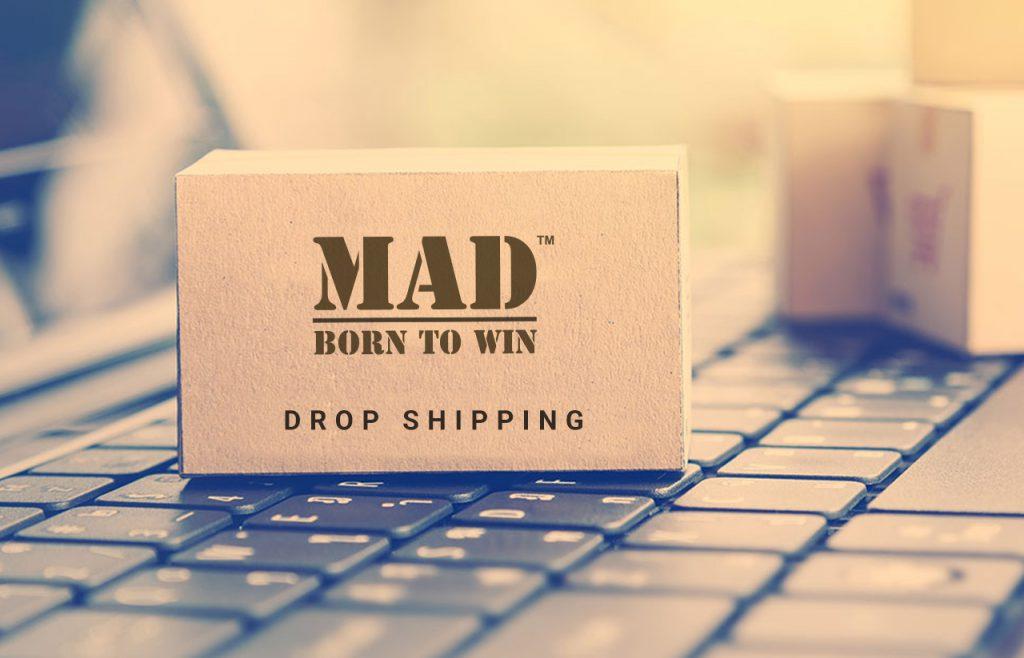 Партнерство с MAD™. B2B дропшиппинг напрямую от производителя!