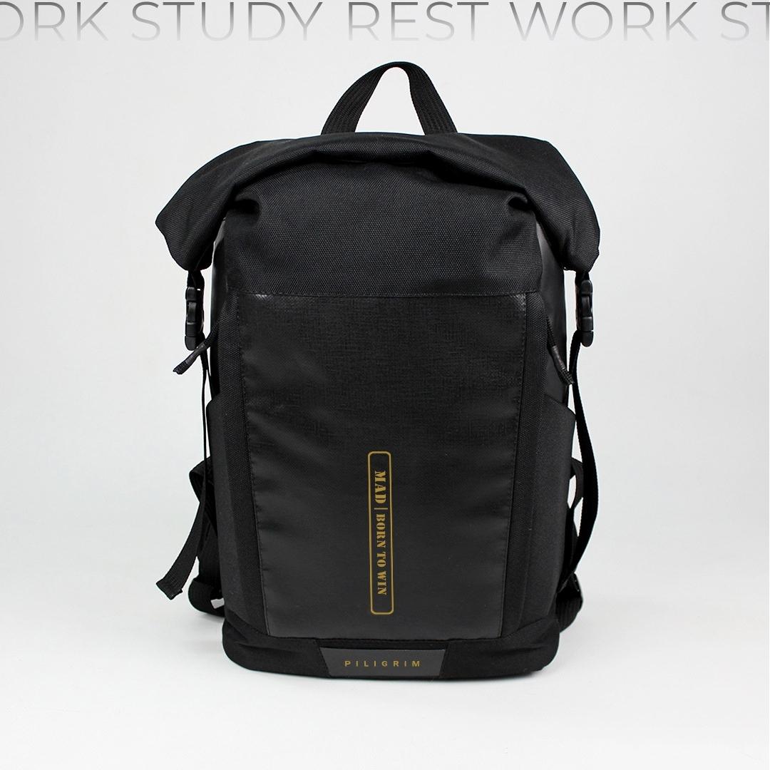 городской рюкзак, топовый городской рюкзак, рюкзак ролтоп, ролтоп рюкзак, рюкзак мэд